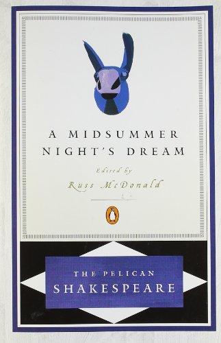 9780140714555: A Midsummer Night's Dream (Revised Edition)