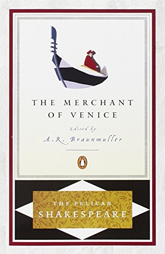 9780140714623: The Merchant of Venice (Revised Edition) (The Pelican Shakespeare)