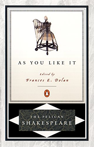 9780140714715: As You Like It (The Pelican Shakespeare)