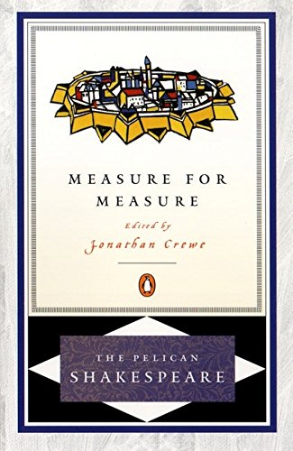 9780140714791: Measure for Measure (The Pelican Shakespeare)