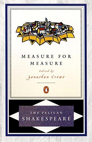 9780140714791: Measure for Measure (The Pelican Shakespeare)