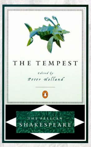 9780140714852: Tempest, the Pel (Pelican Shakespeare)