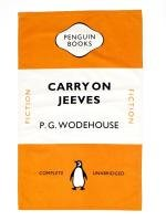 9780140715255: Tea Towel - Carry on Jeeves - P. G. Wodehouse: Penguin Merchandise
