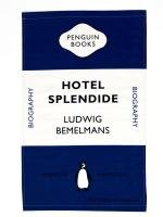 9780140715262: Tea Towel - Hotel Splendide - Ludwig Bemelmans: Penguin Merchandise