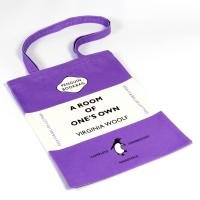 9780140715293: Book Bag - A Room of One's Own/Music at Night - Virginia Woolf/Aldous Huxley: Penguin Merchandise