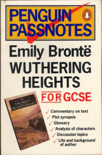9780140770018: Wuthering Heights (Passnotes)