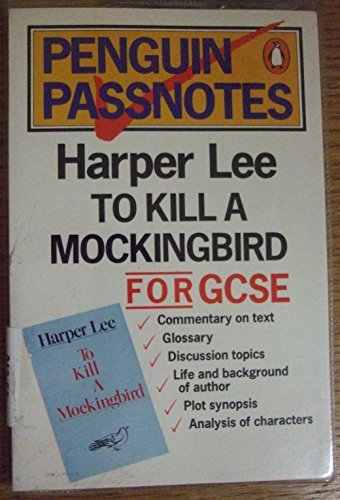 To Kill a Mockingbird: Pass Notes (PassNotes): Graham Handley and