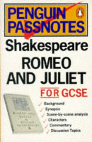 9780140770247: Romeo And Juliet (Passnotes)