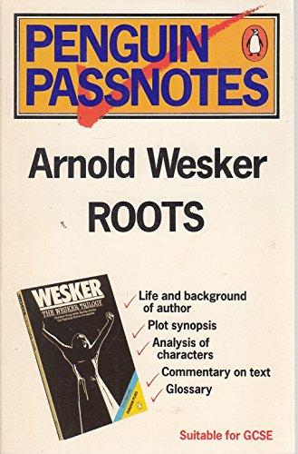9780140770346: Arnold Wesker's