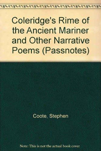 9780140770414: Coleridge's