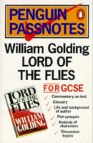9780140770469: Penguin Passnotes: Lord of the Flies (Passnotes S.)