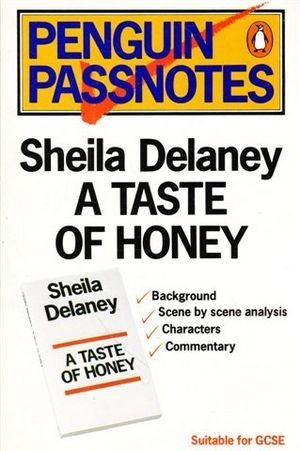 9780140770599: Penguin Passnotes: A Taste of Honey