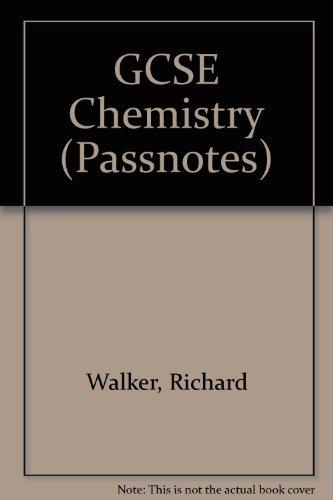 9780140770704: GCSE Chemistry (Passnotes)