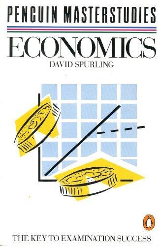 9780140770711: Economics (Passnotes)