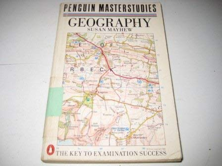 9780140771022: Geography (Masterstudies)