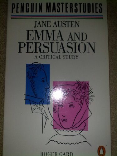 """9780140771091: Austen's """"Emma"""" and """"Persuasion"""" (Masterstudies)"""