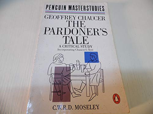 9780140771299: Pardoners Tale,The (Masterstudies)