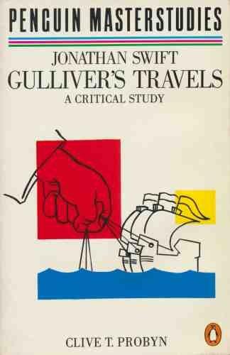 9780140771480: Gullivers Travels (Masterstudies)