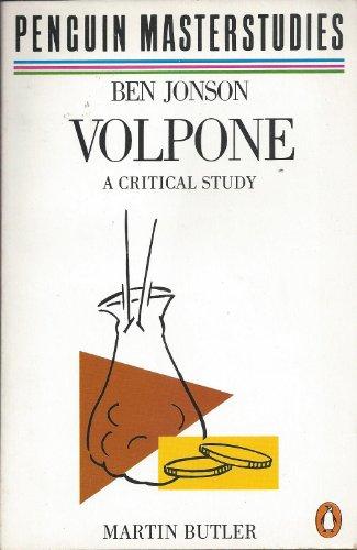 9780140771596: Penguin Masterstudies: Volpone