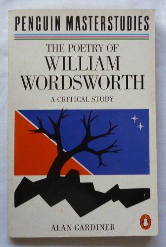 9780140771602: The Poetry of William Wordsworth (Masterstudies)