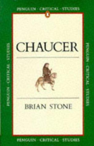 9780140771855: Chaucer (Critical Studies, Penguin)