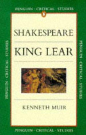9780140771916: King Lear (Critical Studies, Penguin)
