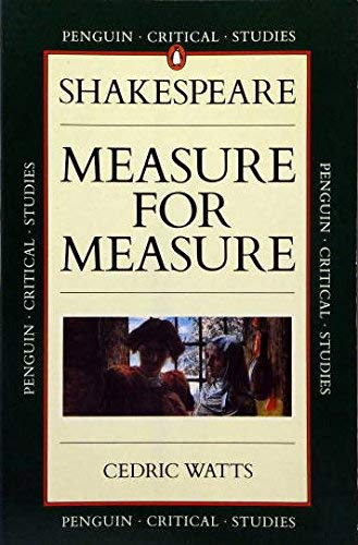 9780140771923: MEASURE FOR MEASURE - PLAYBILL - FEBRUARY 1989 - VOL. 89 - No. 2