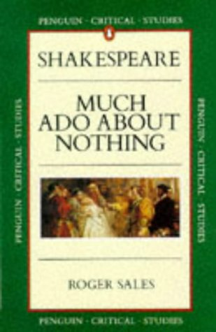 9780140771930: Much Ado about Nothing (Critical Studies, Penguin)