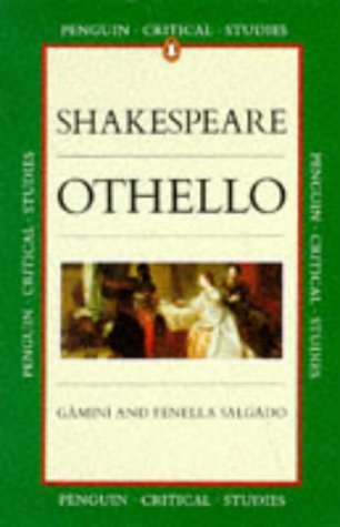 9780140771947: Othello (Critical Studies, Penguin)