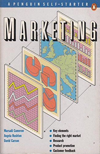 9780140772012: Marketing (A Penguin Self-Starter)