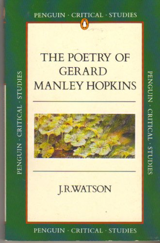 9780140772296: The Poetry of Gerard Manley Hopkins (PenguinCritical Studies )