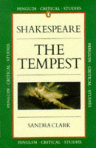 9780140772302: The Tempest (Critical Studies, Penguin)