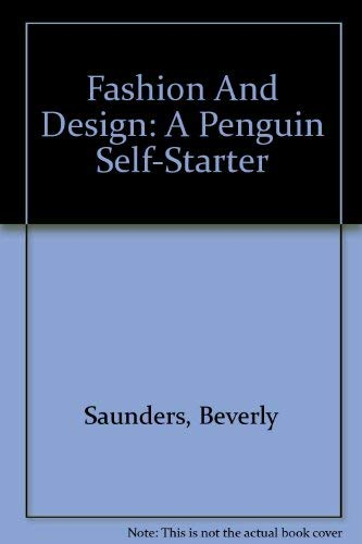 9780140772487: Fashion And Design: A Penguin Self-Starter