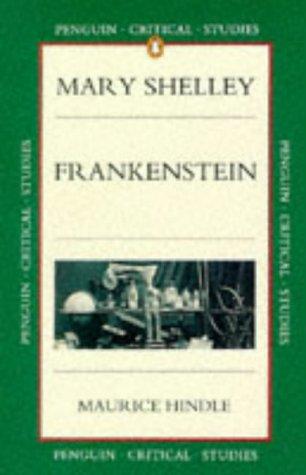 9780140772593: Frankenstein (Critical Studies, Penguin)
