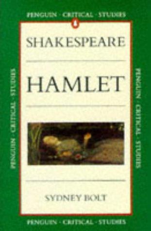 9780140772630: William Shakespeare: Hamlet (Critical Studies)