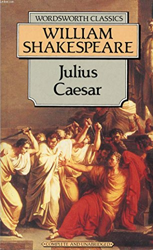 9780140772654: William Shakespeare: Julius Caesar