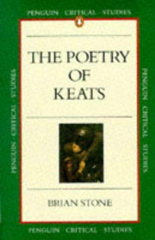 9780140772661: The Poetry of Keats (Penguin Critical Studies)