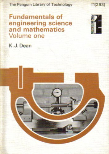 9780140800036: Fundamentals of Engineering Science and Mathematics: v. 1 (Library of Technology)