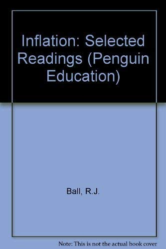 9780140800326: Inflation: selected readings, (Penguin modern economics readings)