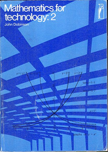 9780140800401: Mathematics for Technology: v. 2 (Library of Technology)