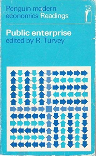 9780140800593: Public Enterprise: Selected Readings (Modern Economics)