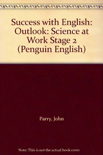 9780140800814: Success with English: Outlook: Science at Work Stage 2 (Penguin English)