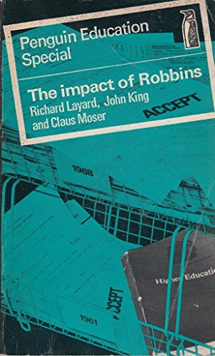 9780140800937: Impact of Robbins (Penguin education special)