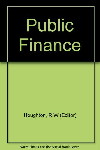 9780140801019: Public Finance (Modern Economic Readings)