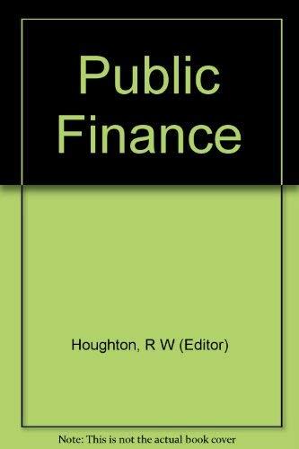 9780140801019: Public Finance (Penguin modern economics readings)