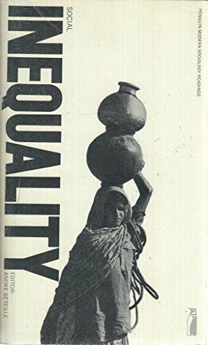9780140801071: Social Inequality (Penguin modern sociology: Penguin education)