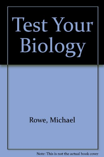 9780140801149: Test Your Biology