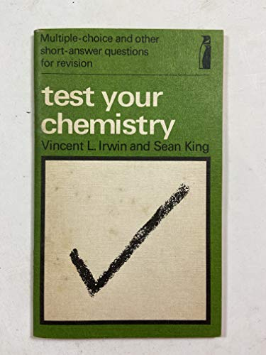 9780140801156: Test Your Chemistry