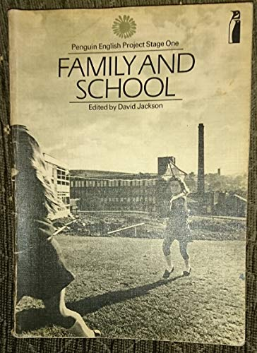 9780140801484: Family and School (Penguin English Project Stage One)
