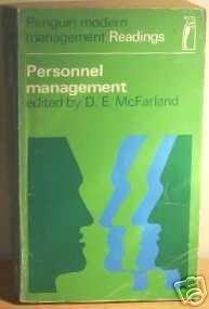 9780140802023: Personnel Management (Modern Management Readings)